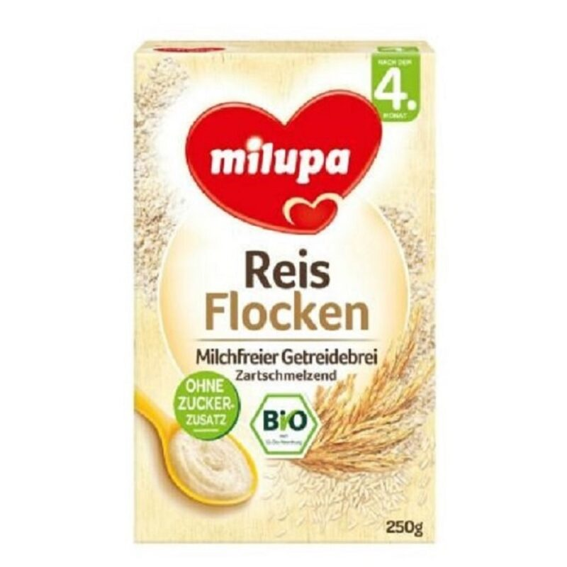 Milupa bezmlečna žitarica pirinač bez mleka 250g
