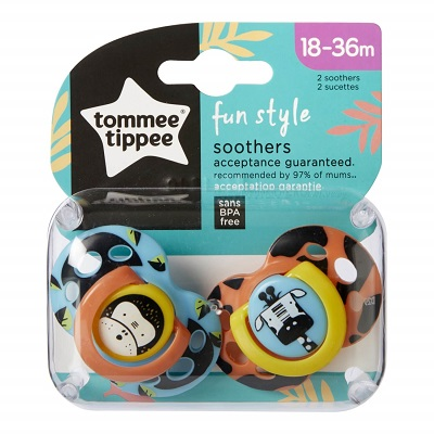 Tommee Tippee varalica silikon Fun 2/1 18-36M
