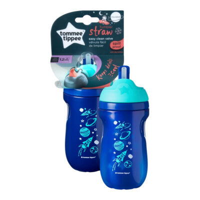 Tommee Tippee StrawCup 260ml Plava